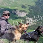 Randonner avec un chien en Haute-Savoie