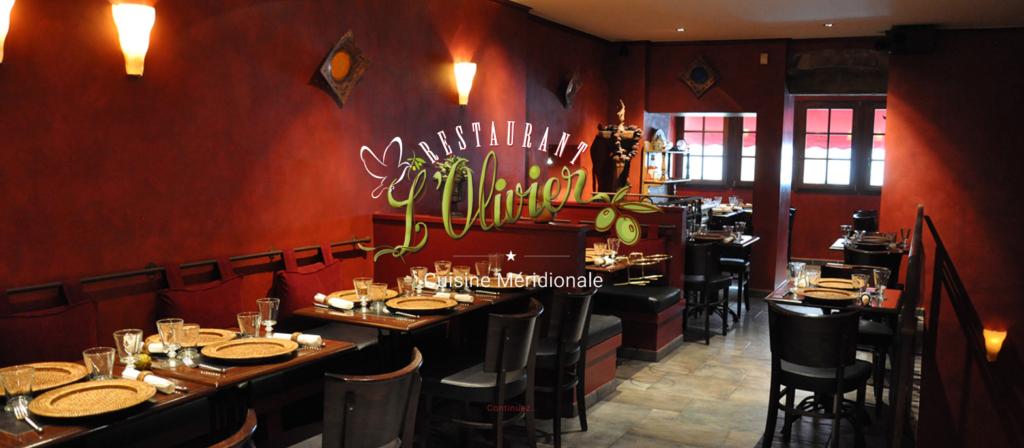 Restaurant l'Olivier Annecy
