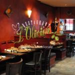 Restaurant l'Olivier à Annecy