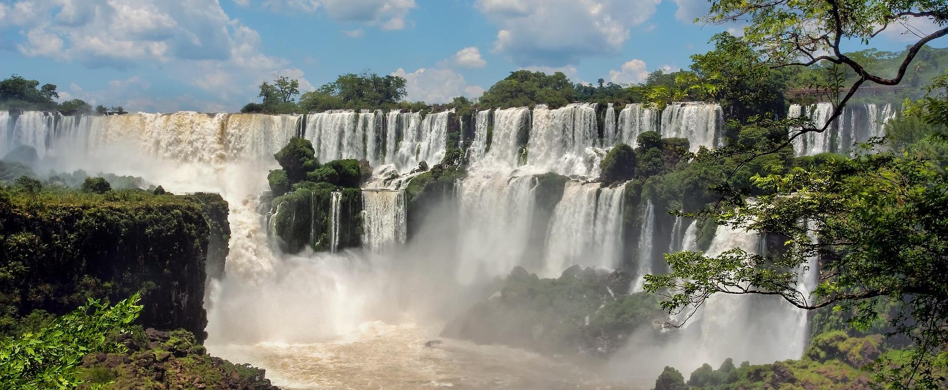 Chutes Iguassu