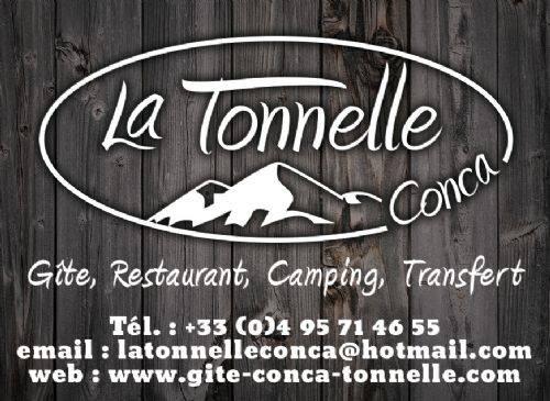 Gîte la Tonnelle en Corse