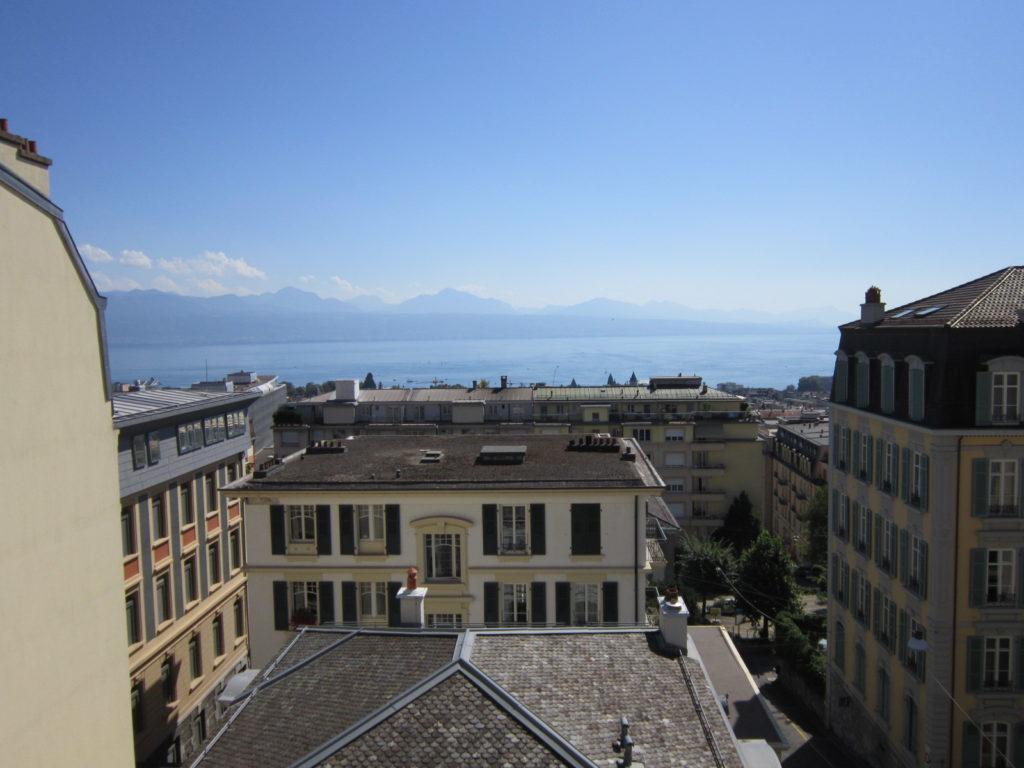Lausanne canton de Vaud, Suisse