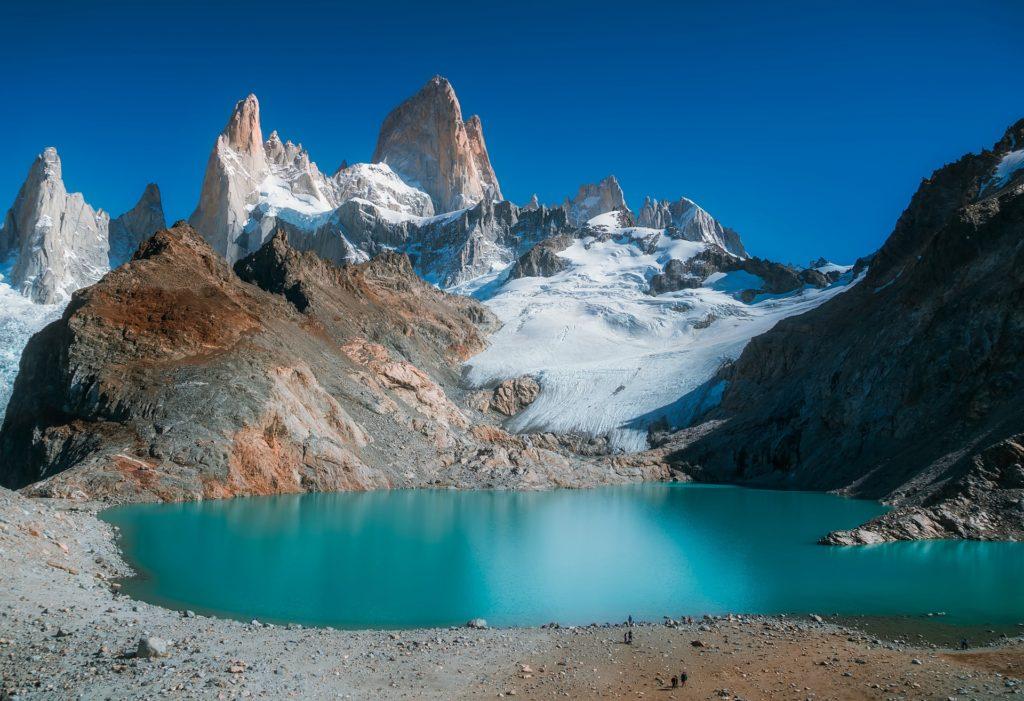 Mont Fitzroy en Argentine