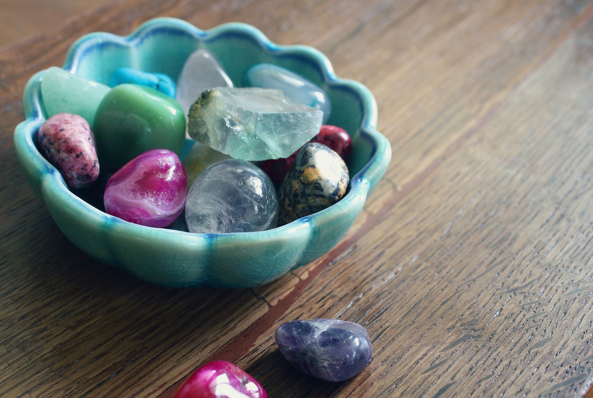 Bienfaits des minéraux