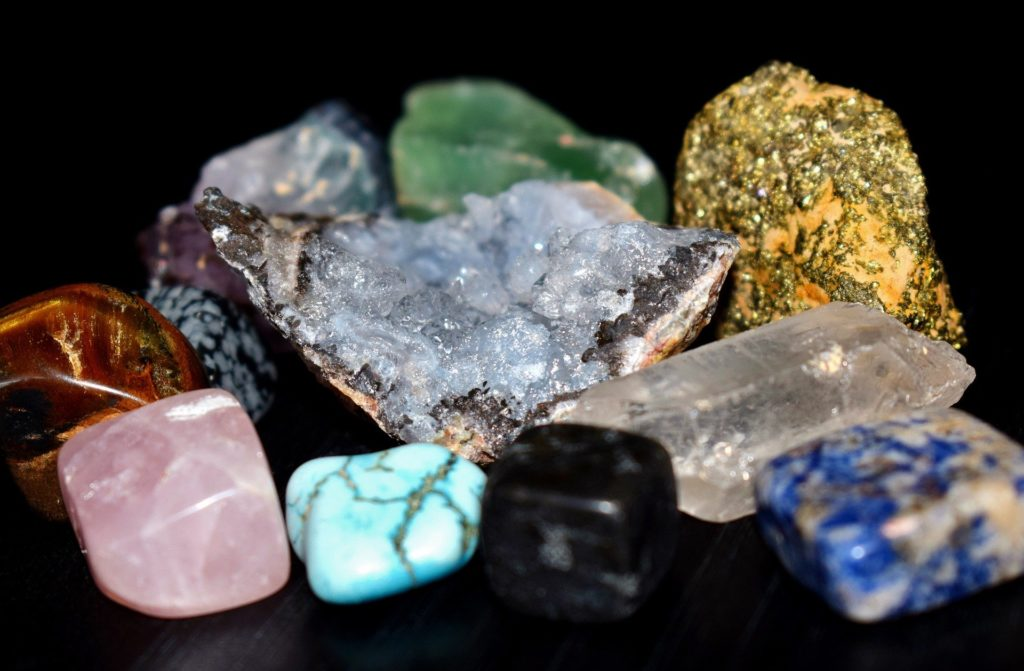 usage pierres lithothérapie