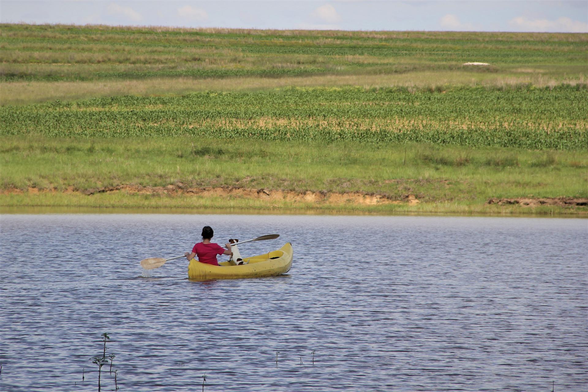 Choisir son kayak en fonction de son activité
