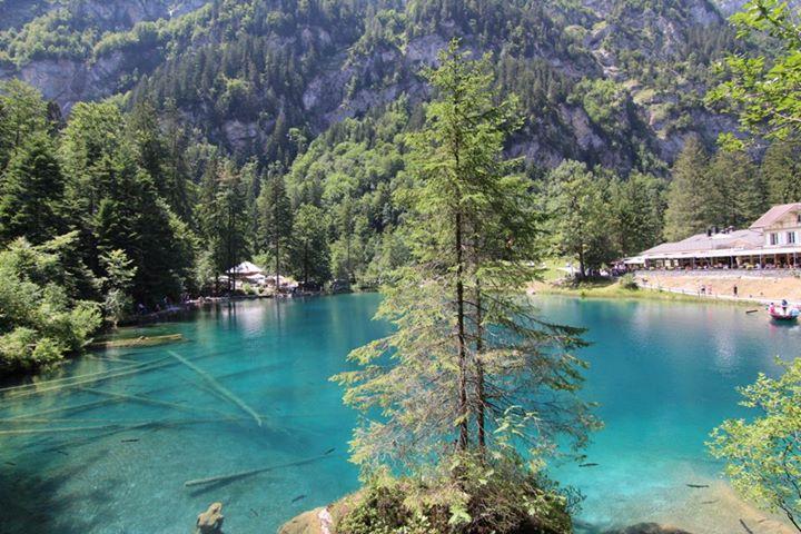 Lac de Blausee