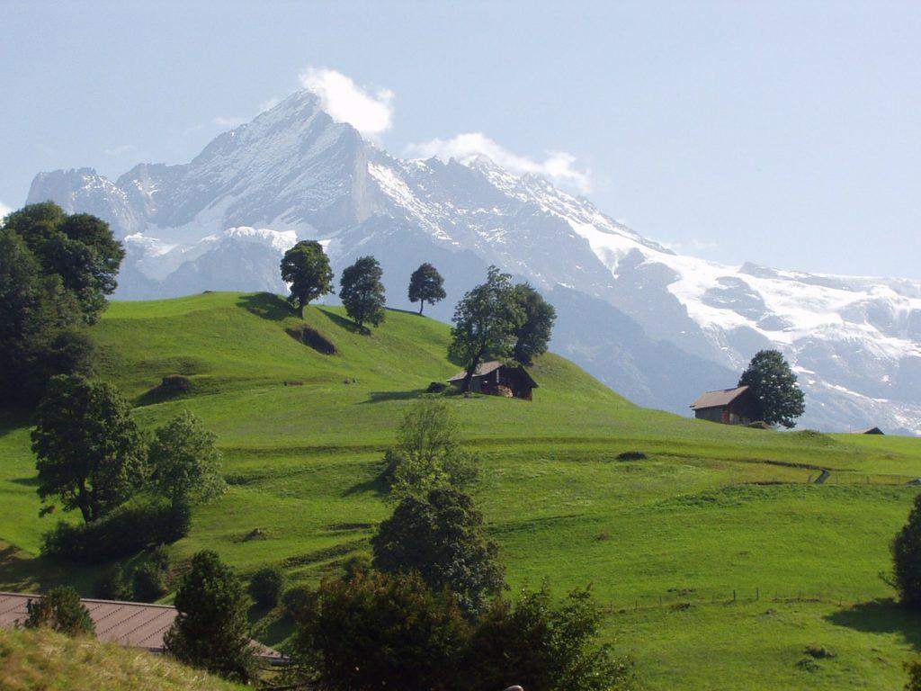 Grindenwlad en Suisse