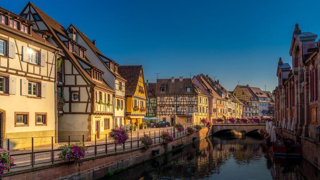 Découvrir l'Alsace avec son chien : des décors d'Allemagne