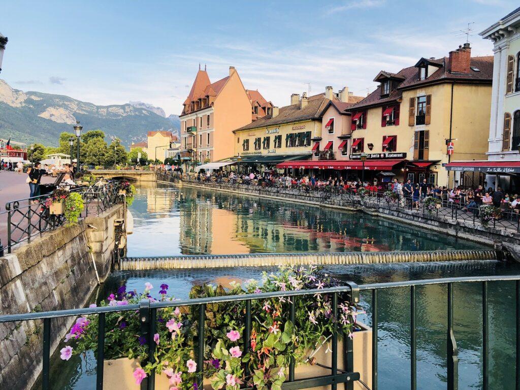 Annecy et ses airs de Venise, à découvrir sans modération